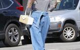 惠特妮·波特休閒造型時尚減齡,扎清爽丸子頭俏皮可愛