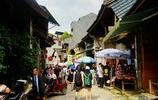 廣西灕江邊有個千年古鎮不收門票 景美人少古樸且安靜,還不快來