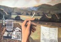 法國當代 青年 藝術家 Pierre Seinturier 作品欣賞