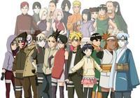 火影忍者博人傳中十大人氣角色,博人僅排第三,佐良娜墊底