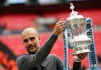 曼城狂勝拿下足總盃 瓜迪奧拉:實現英格蘭三冠王比拿歐冠難得多