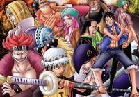 海賊王:路飛一代能成為傳說級大海賊的六人,草帽海賊團獨佔三位