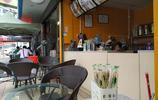 東莞美食:在謝崗廣場步行街一家麵食館,叫了碗牛肉粉
