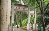廣州越秀公園風景,裡面自然風光優美