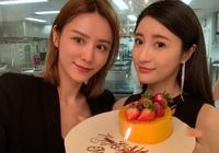 林峰帶張馨月為堂妹慶生,林夏薇與嫂子同框比美,比心賣萌感情好