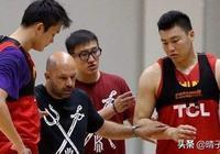 """官宣!最強""""戰術教練""""正式加盟中國男籃,這下李楠的戰術穩了"""