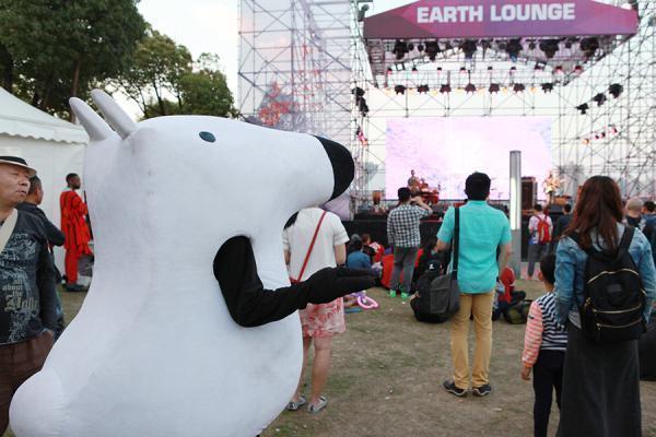 亞洲第二大爵士節 來爵士上海音樂節 看袁維婭燃爆全場!