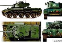 英倫鐵騎:生不逢時,二戰最強坦克彗星坦克!