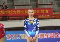 中國體操真的出美女啊,平衡木女神橫空出世被譽為絕世佳人