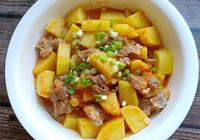 西紅柿燉牛腩加上這一步做出來味道簡直不要太好,湯汁拌飯更下飯