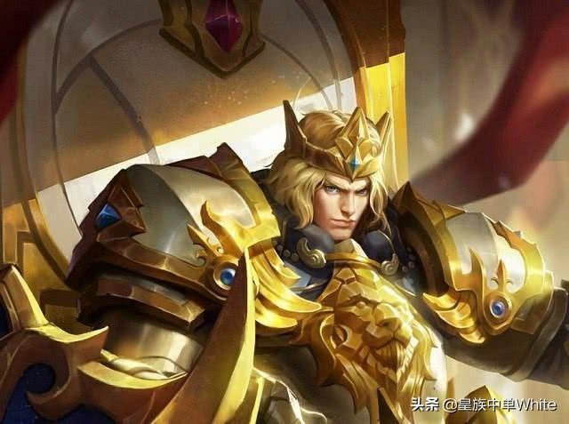 王者榮耀頭像為何一直是亞瑟,而不是宮本?LOL玩家一定知道