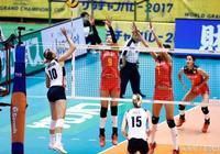 韓球迷自嘲:我們主力沒去 給中國女排當背景給日本女排墊底