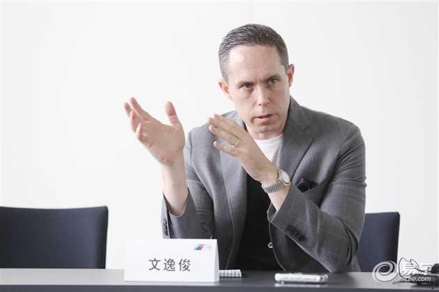 文逸俊:BMW M嘉年華首進中國 M5將首發