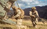 幾張新西蘭陸軍訓練