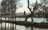 """1924年的杭州西湖珍貴老照片,""""天堂""""般的風景,貧苦的百姓生活"""