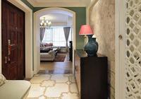 別有洞天 肇慶130平米個性美式風格四居室裝修案例