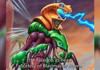 爐石傳說:薩滿獲得強力戰吼隨從,等等!它好像抄襲了某個套路?