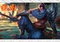中路天克的兩組英雄,亞索再秀打不過天使,妖姬再強見他也得叫哥