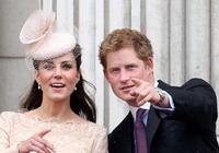 全球最佳叔嫂!哈里王子經常偷偷把凱特逗笑!