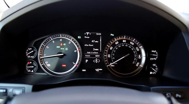 2019款美版雷克薩斯LX570到店實拍,氣場不輸卡宴!