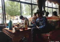 藏地風情之茶館