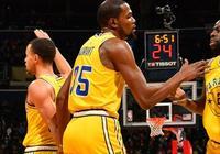 布魯克斯教練:KD可能打破NBA歷史總得分紀錄