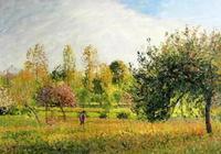 你家牆上那幅風景油畫,竟然經歷了400年的修煉