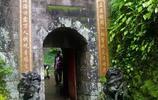 """久負盛名的巖寺之一,""""一柱插地,不假片瓦"""",已有850多年曆史"""