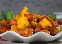 菠蘿咕咾肉的新吃法,做法簡單,美味下飯,好吃極了