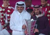 最高禮遇!卡塔爾國家隊凱旋國王親自接機 260萬人口小國舉國歡慶