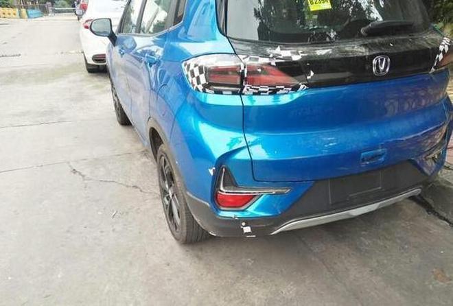 小型SUV市場千層浪,長安推出新車 CS35 MINI 曝光