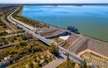 我國最大沙漠水庫,面積達30平方公里,保護了綠洲卻讓青土湖消失