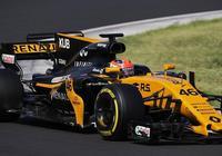 霍肯伯格:庫比卡的F1測試令人印象深刻