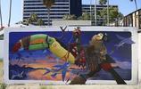 安東尼奧·塞古拉的美妙街頭藝術