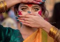 從一夜刷屏的碧眸美少女,挖一挖那些神仙顏值的印度小姐姐們……