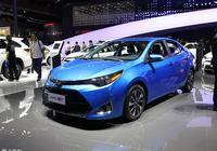 豐田新款雷凌有望6月18日上市