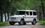 奔馳G級-奔馳越野車家族最貴也是最重的一款車