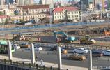 霽虹橋連接橋建設神速,當地堵車現象將徹底消除