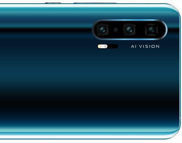 榮耀20 Pro渲染圖確認後置四攝設計 搭載潛望式鏡頭或5月8日發佈