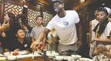 NBA球星最愛吃的的幾種中國美食,科比竟然最喜歡麵食!