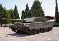 """這款意大利國產系列主戰坦克能否""""重見天日""""了?你們看好嗎?"""