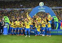 美洲盃|巴西隊在美洲盃包攬全部大獎