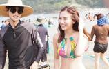 香港女星雨僑錄製綜藝節目《都市蜜遊》,雨僑清涼出鏡,身材火辣