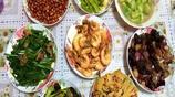 朋友來家做客,老婆做的這桌菜很有面子,菜沒吃多少酒喝了很多
