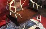 實拍:南寧出現高仿清代鹿角椅,價值20萬