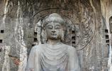 在河南洛陽雕刻的這個山西女人,現在成了世界文化遺產