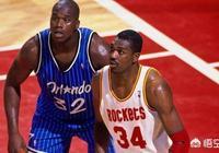 NBA中鋒奧尼爾和奧拉朱旺各種優缺點都是什麼?