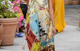 Oscar de la Renta時裝系列延續風格時裝長裙都一如既往的優雅