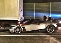 開車撞了帕加尼怎麼辦?