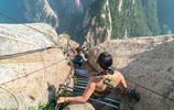 直擊全球最令人膽寒的十個階梯,中國有兩個上榜,恐高症千萬別去